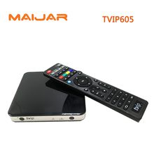 Smart IPTV Box TVIP605 TVIP412 TVIP410 Upgrade Version