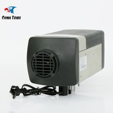 Black and gray 2KW 12V Gasoline Air parking heater electric car heater for boat truck car rail caravan ship boat with lower price