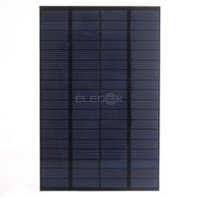 4.2W 18V Mini Solar Cell Panel Waterproof PET+EVA Laminated Solar Cell Size 210*130mm for DIY Solar System and Test