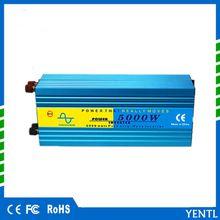 Inversor seno puro 10000W Peak Power DC AC Converter Transformer 5000W Off Grid LED Display Pure Sine Inverter For Home 24v to 220v