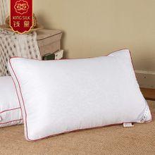 100% Cotton Neck Pillows Travel Pillow Comfortable White Pillow Cushion Sleepping Bedding Car White Office Pillows FHZ