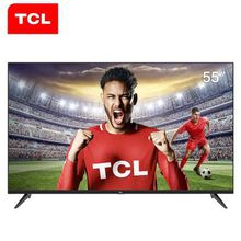 TCL 55F6 full ecological HDR, 30 core anti-blue eye protection, Q quality engine, frame integrated molding, 55 inch