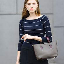 Purse for Woman,Leather handbags Europe and the United States fashion first layer leather shoulder
