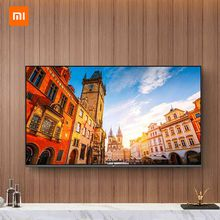 (MI) Full Screen TV E55A 55 Inch L55M5-AZ 2GB+8GB 4K Bluetooth Voice AI Flat Panel TV