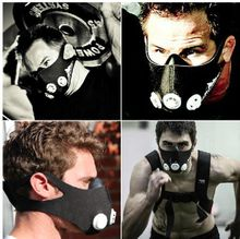 Mask 2.0 High Altitude Simulation Mask Crossfit Yoga Fitness Fitness Equipment Training ourdoor Equipment High Quality