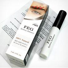 Original FEG eyebrow enhancer serum eyebrow enhancement solution eyebrow growth pencil 3ml eyebrow grower