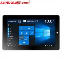 10.6 Inch Chuwi Vi10 Ultimate Windows 10 Tablet PC Intel Z8300 Quad Core 1.84GHz 2GB/64GB 8000mAh HDMI