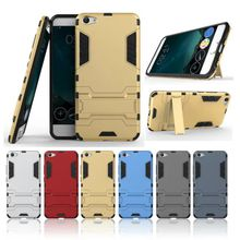 For VIVO Xplay 5 Case X6 X7 Plus Armour Tough Style Hybrid Armor Dual Layer Shockproof PC+TPU Protective Hard Back Cover with Stand