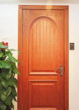 door of the door core to pine fir or imported filler material and other bonding.