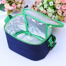 Thicker insulation bags picnic bag lunch bag cooler bag portable cooler bag