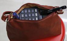 The new shoulder bag Messenger bag man bag men's business casual shoulder bag man bag Men's M