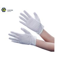 High Quality Cleanroom ESD Safety Anti-static Gloves