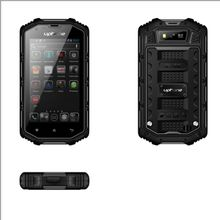 IP68 RUGGED MOBILE PHONE 4'' WATERPROOF PHONE WCDMA SUIT FOR OUTDOOR SPORT USE PRODUCTS