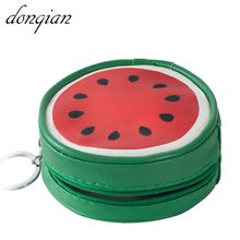 2017 new Korean student zipper small fresh coin coin purse round mini cute little wallet hand bag female handbag key bag high quality afford