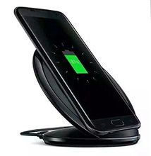 S8 EDGE Wireless Charger;Vertical Wireless Fast Charging Pad MAT Plate Charging Dock Stand For Samsung Galaxy S7/S7 Edge/S7 Edge PLUS Note 5