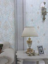 3d damask design wallpaper wall mural washable wallpaper for livingroom
