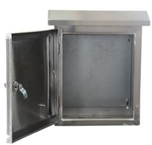 Outdoor stainless steel distribution box waterproof control box