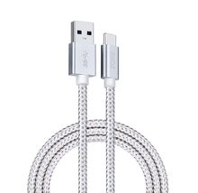 USB 3.0 Nylon Braided Cable USB A to Type C Cable for Macbook Google Pixel Xiaomi Mi5 Meizu Pro 6 Huawei