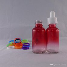 1 oz glass dropper bottle with glass pipette 30ml essential oil bottle with child proof dropper cap