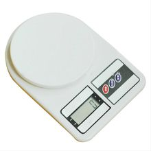 5kg x 1g Portable Mini Electronic Digital Kitchen Food Weighting Scale Compact Electronic Balance