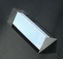 N-BK7 optical glass Triangular prism,cylindrical,rod