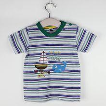T-Shirt Kids Clothing Boys T-Shirts Boys Tops Girls Kids Clothing 2017 New Brand Shirts Cotton boys clothes -short sleeved fashion T-shirt
