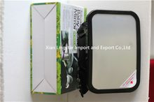 Black Classic Universal Rear Facing Backseat Baby Car Seat Mirror Exterior Car Mirror with Stand