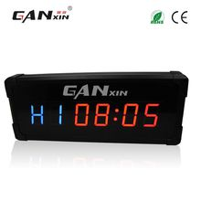 [GANXIN]3 inch Gym Fitness Timer Cross Fit Interval Training Cheap Electric Timer Prices LED Digital Adjust Brightness Gym Equipment