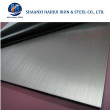 Mirror finish stainless steel plate 304 per kg direct deal