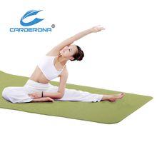 100% TPE tpe non-slip fitness yoga mat
