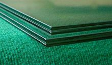 Toughened glass plate with toughened glass customization