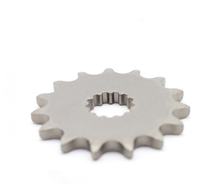 High Standard motorcycle front sprocket used for hyosung GT250