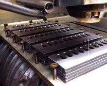 Wire EDM Cutting Machining