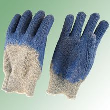 they also protect against other minor injuries from liquids because the gloves provide a continuous membrane that does not allow even