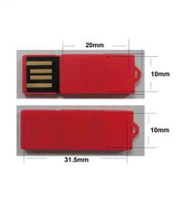 Paper Clip Custom Mini USB Flash Drive with with OEM Logo 512mb 1gb 2gb 4gb 8gb 16gb 32gb 64gb