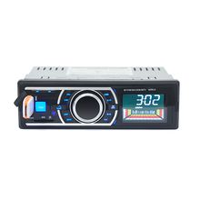 Factory supply cheap price free shipping Digital Bluetooth Car MP3 Player FM Radio Stereo Audio Music USB SD with In Dash Slot AUX Input