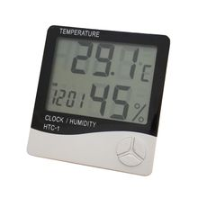 HTC-1 Household Office Baby Room Temperature Humidity Meter Digital Thermo-Hygrometer