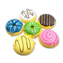 Donuts Squeeze Toys Cakes desserts Stress Relief 10CM Sponge Scented Anti-Stress Reliever Decompression Novelty Gag Toy Squishy Squishies