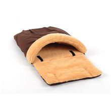 New Arrival Soft Warm Comfortable House Kennel Bed Multi-function Pet Cat Dog Fleece Sleeping Bag Cushion
