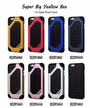 For iPhone 8 Wonderful Phone Cover Cases for iphone 7 Super Bee Hard Soft Shockproof Heavy Duty Hybrid Phone Case