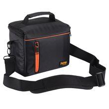 Photographic camera shoulder bag satchel SLR package universal For Canon EOS 1100D 600D 650D 450D 5D Makr III 7D 6D 40D 30D