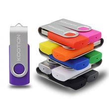 Hot Selling 4GB 8GB 16GB 32GB Swivel Usb Flash Drive Custom Logo USB Twister usb/Swivel Memory Stick