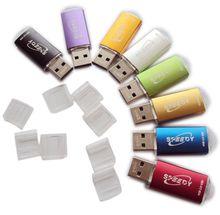 OEM Colorful Aluminium USB Stick 8GB 16GB With Logo Print Wholesale Factory Price
