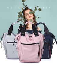 New Korean version of the large capacity backpack for women traveling leisure school students school backpack campus
