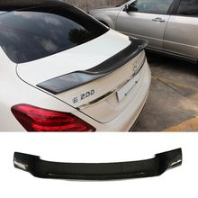 New R Style Carbon fiber Trunk Spoiler Fit For Benz W213 E-Class 2017up