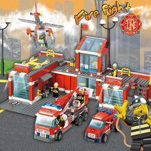 8051 series of fire fire boy parent-child Puzzle particles assembling building block toy