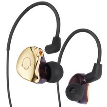 The new]4.1 Bluetooth headset, wireless headset movement can be wired, call headset (tuhao gold)