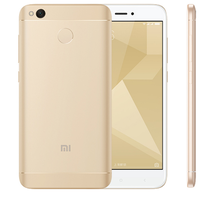 "Original Xiaomi Redmi 4X 4 X Pro Mobile Phone 3GB RAM 32GB Snapdragon 435 Octa Core 5.0"" HD 4G LTE 13.0MP 4100mAh"