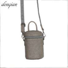 Shoulder bag 2017 new style fashion high quality thick round aluminum foil waterproof insulation bag four cold storage handbag
