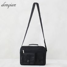Solid Donqian2017 Unisex Zipper Denim New Handbag Simplicity Vertical Shoulder Bag Fine Workmanship Material Messenger Bags